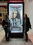 Kristy and I went to see Jekyll&Hyde for my Birthday...Thanks Roomy you're the best!